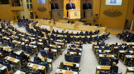 SWEDEN TO RECOGNISE STATE OF PALESTINE