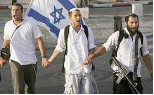 EXTREMIST JEWISH FLOCKS MOBILIZED FOR MASS-VANDALISM AT HOLY AL-AQSA