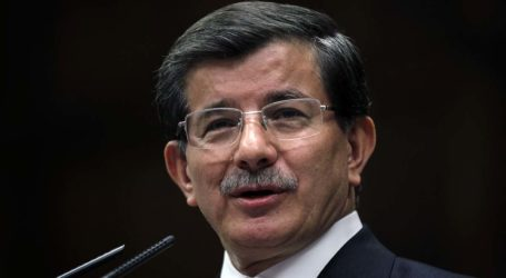 DAVUTOGLU: WE WILL CONTINUE TO OPEN OUR DOORS TO THE WORLD'S VICTIMS