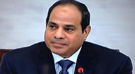 Egyptian President Makes Telephone Calls to Jordanian King and Abbas
