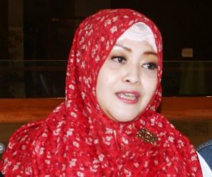 "FAHIRA IDRIS READY TO REMOVE 'HIJAB DISCRIMINATION"" IN INDONESIA"