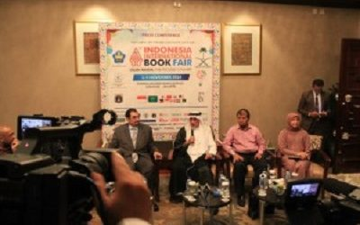SAUDI TO BE HONORARY GUEST IN INDONESIA INTL BOOK FAIR 2014