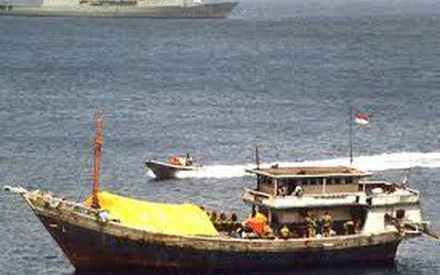 INDONESIA SEEKS MORE INVESTMENT  IN MARITIME SECTOR