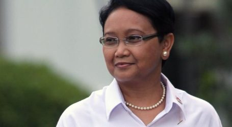 INDONESIA APPOINTS FIRST FEMALE FOREIGN MINISTER