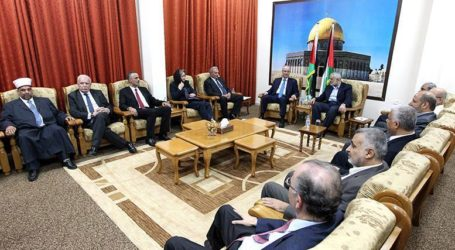 HAMDALLAH AGREES TO TRANSFER FUNDS TO GAZA
