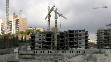 GERMANY TROUBLED OVER ISRAEL'S NEW SETTLEMENTS EXPANSION