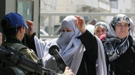 65 GAZA FAMILIES VISIT THEIR SONS IN RIMON PRISON