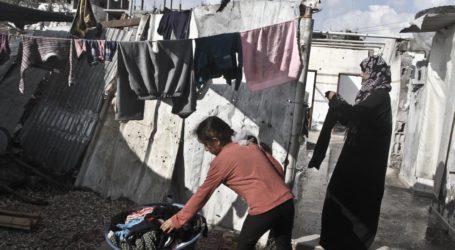 GAZA RESIDENTS LOSE FAITH IN INTERNATIONAL AID