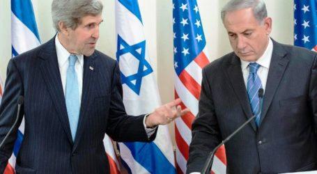 KERRY URGES ISRAELI PM TO KEEP AL-AQSA 'STATUS QUO'