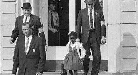 RUBY BRIDGES: US SUFFERING FROM RACIAL SEGREGATION AGAIN