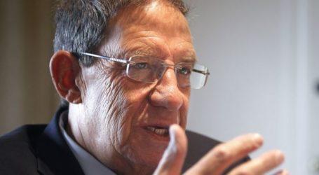 ISRAEL EX-SPY CHIEF, CARMI GILLON CALLS NETANYAHU 'EGOMANIAC'