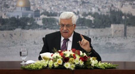 Palestine Still Believes in 2-State solution, Abbas Says