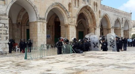 TENSIONS RISE BETWEEN ISRAEL AND JORDAN OVER JERUSALEM SITUATION