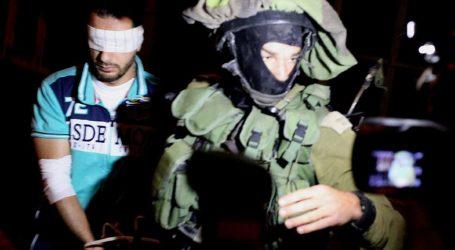 188 PALESTINIANS ARRESTED IN JERUSALEM IN THE LAST TWO WEEKS