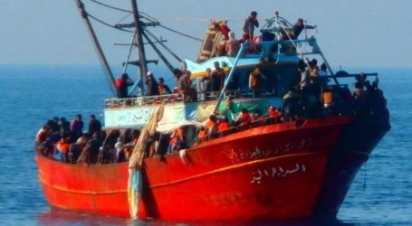 NEARLY 800 MIGRANTS RESCUED IN MEDITERRANEAN