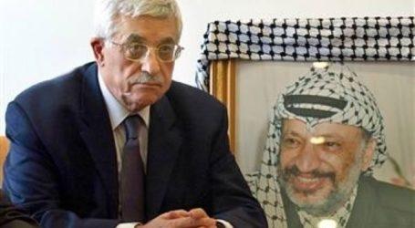 ABBAS THREATENS TO DISSOLVE PALESTINIAN AUTHORITY