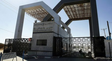 36,000 STRANDED WHILE WAITING FOR RAFAH CROSSING TO OPEN