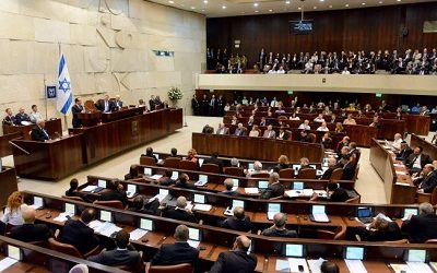 A MK Israel Calls for Long-term Military Aggression in Gaza