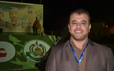 HAMAS HONOURS MARTYRED FAMILIES IN GAZA
