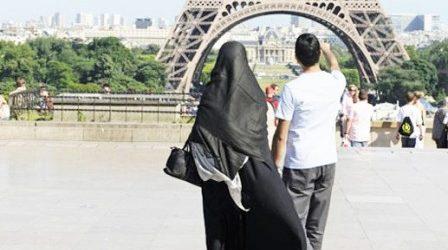 "FRANCE ""MOST POPULAR"" EUROPEAN TRAVEL SPOT FOR MUSLIMS"