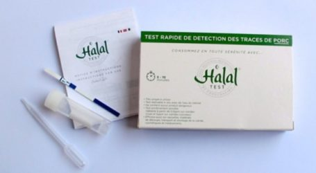 FRENCH COMPANY INTRODUCES INSTANT PORK DETECTING KIT