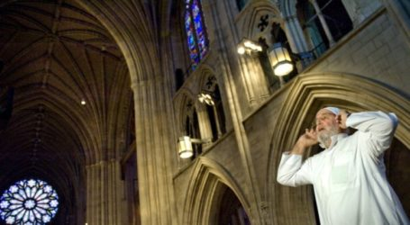 WASHINGTON NATIONAL CATHEDRAL TO HOST FIRST MUSLIM PRAYER