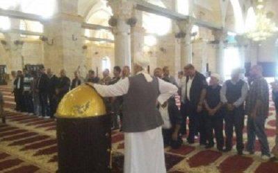 INTERNATIONAL ULEMA UNITY CALLS 'ALERT' TO PROTECT AL-AQSA