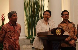 INDONESIA URGES ISRAEL TO STOP RESTRICTION ON AL AQSA