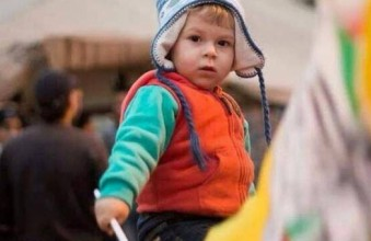 ISRAELI ARREST OF A 2-YEAR-OLD CHILD FROM JERUSALEM
