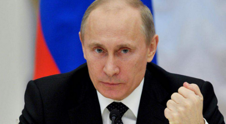 PUTIN: RUSIA CONTINUES ITS SUPPORT FOR INDEPENDENT PALESTINIAN STATE