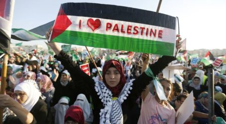 """""""THE HOUR OF INDEPENDENCE OF THE STATE OF PALESTINE HAS ARRIVED"""""""