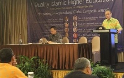 INDONESIA SHOULD HAVE WORLD CLASS LEVEL IN ISLAMIC UNIVERSITIES