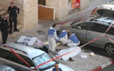 ISRAEL REFUSES TO HAND OVER CORPSES OF SYNAGOGUE ATTACKERS