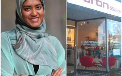US SALONS CATER TO MUSLIM WOMEN