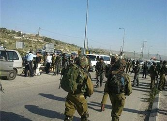 PALESTINIAN YOUTH SHOT DEAD BY ISRAELI FORCES SOUTH OF NABLUS
