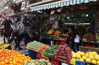ISRAEL CRACKS DOWN ON SHOP IN AL QUDS