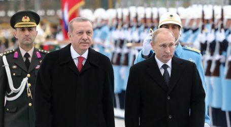 TURKEY, RUSSIA AGREE ON BATTLING TERROR IN SYRIA