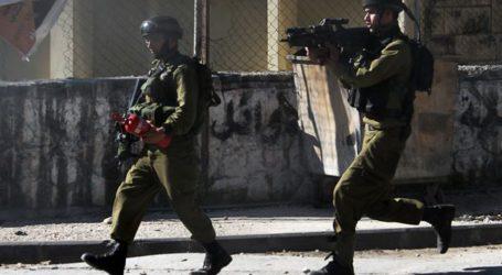 ISRAELI SOLDIERS SHOOT, INJURE PALESTINIAN TEEN IN WEST BANK