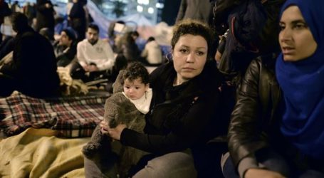 COUNTRIES URGED TO SHELTER 180,000 SYRIAN REFUGEES