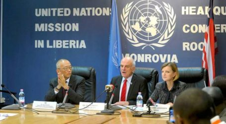 A FOURTH UNMIL MEMBER CONTACTS EBOLA