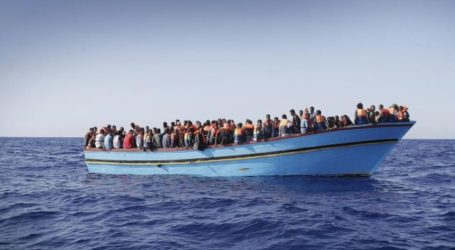 ITALY SAVES 1,026 ILLEGAL IMMIGRANTS IN MEDITERRANEAN SEA