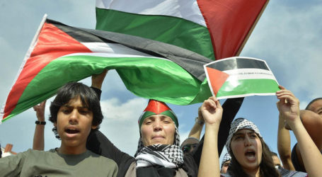 FRENCH PARLIAMENT VOTES ON PALESTINE RECOGNITION