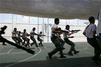 JERUSALEM PRISONER 'ATTACKED' BY ISRAELI OFFICERS DURING TRANSPORT