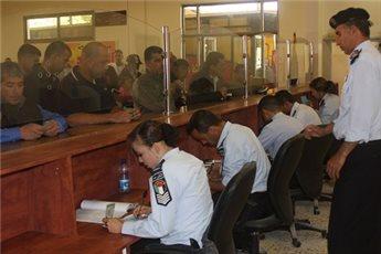 GAZA STUDENTS TRAVEL TO JORDAN VIA WEST BANK