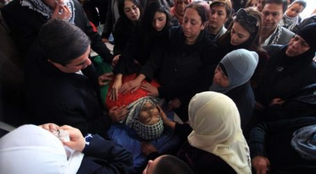 THOUSANDS ATTEND MILITARY FUNERAL FOR SLAIN PALESTINIAN OFFICIAL