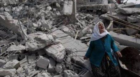 UN RAPS ISRAEL OVER DEMOLITION OF PALESTINIAN HOUSES