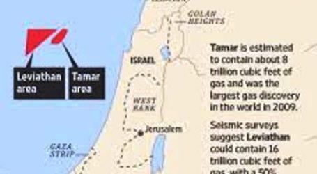 ISRAEL MONOPOLISES GAS FIND ON EGYPT BORDER