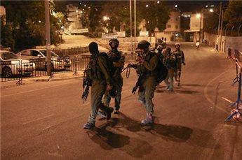 ISRAELI FORCES DETAIN AL QUDS FATAH LEADER