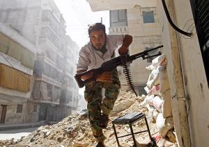 MOSCOW READY TO SPONSOR SYRIAN PEACE TALKS