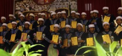 MALAYSIA IMTIAZ HIGH SCHOOL GRADUATE 54 AL-QURAN MEMORIZERS